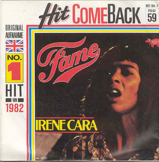 Irene Cara - Wallpaper Hot