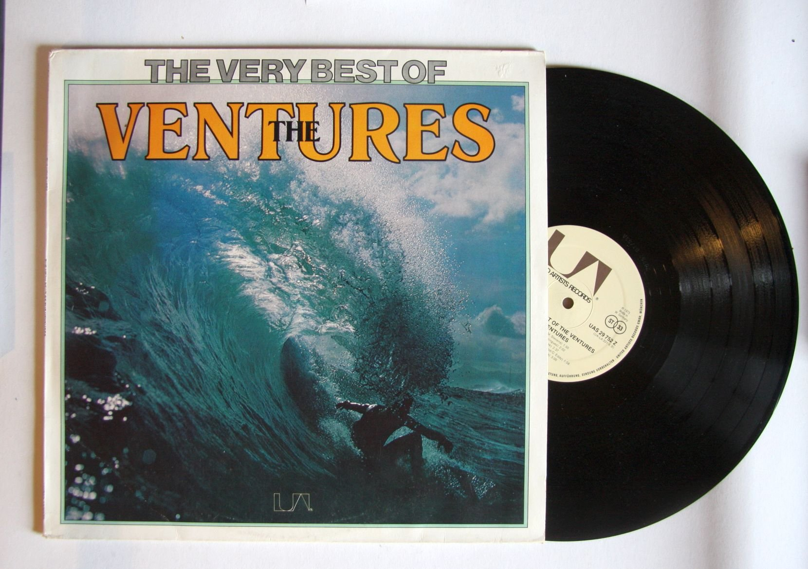 Ventures The Very Best Of The Ventures Records Lps Vinyl