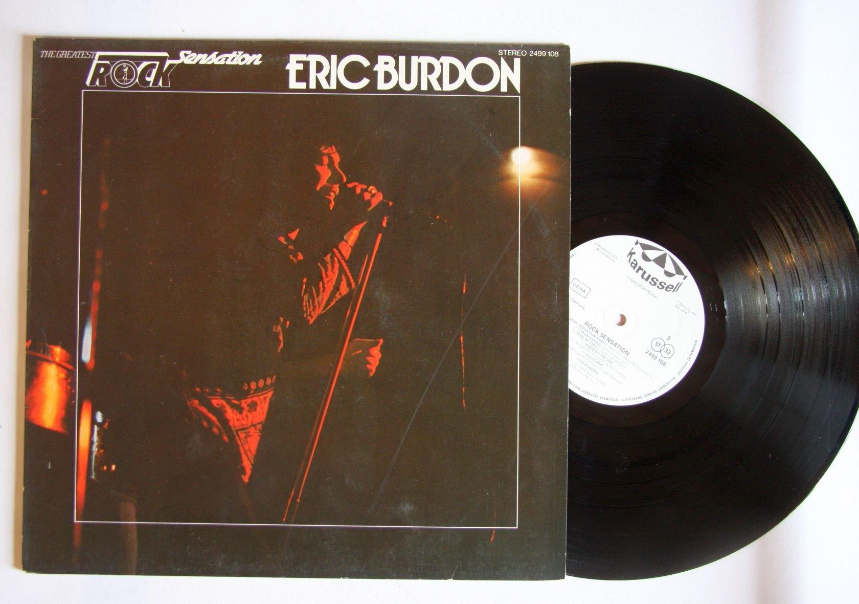 The Greatest Rock Sensation - Eric Burdon