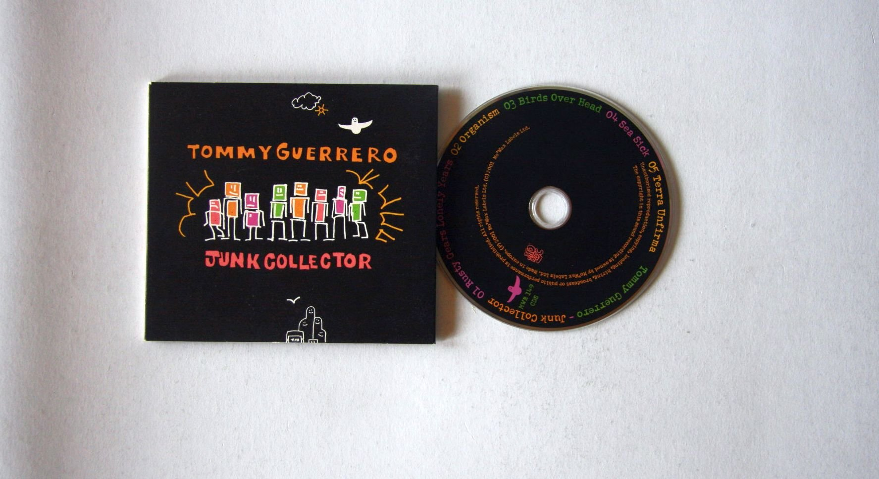 Tommy Guerrero Records Lps Vinyl And Cds Musicstack