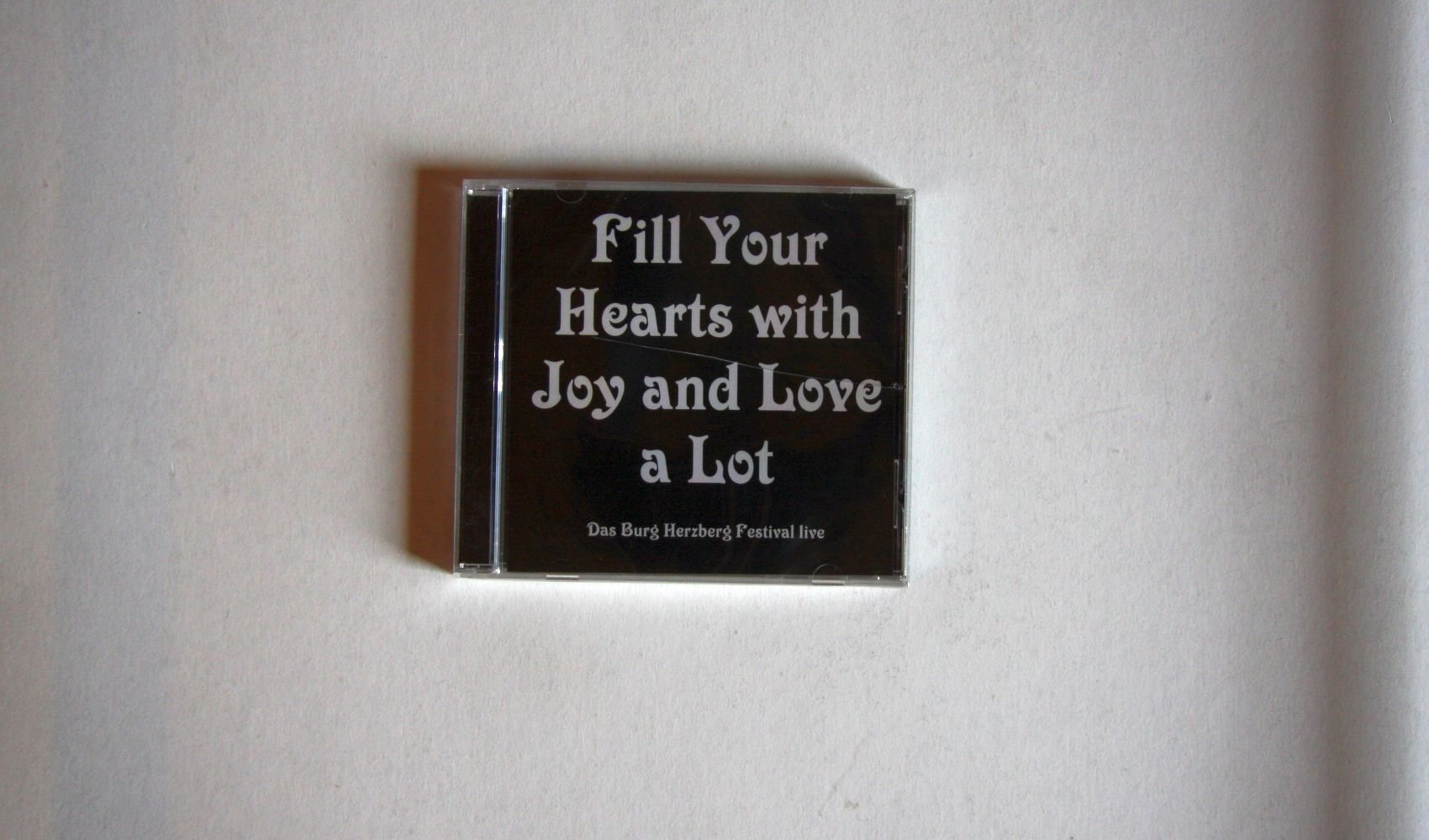 Various Artists - Fill Your Hearts With Joy And Love A Lot
