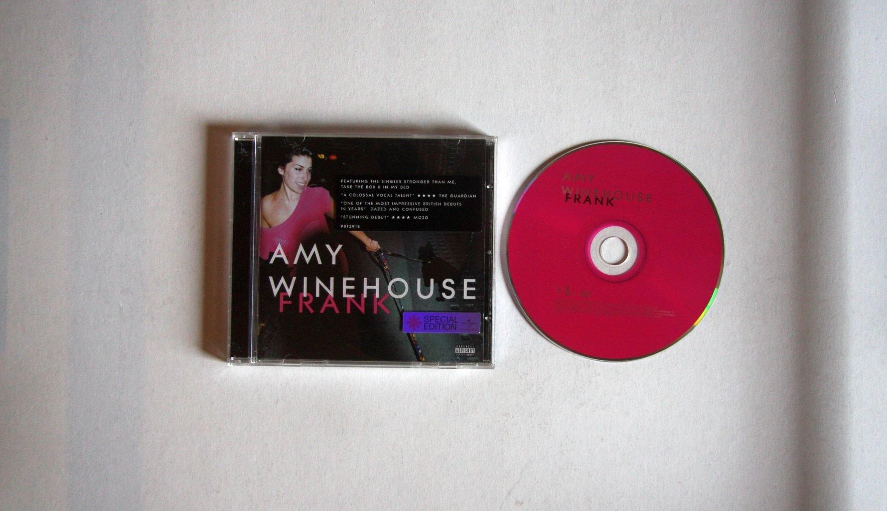 Amy Winehouse - Frank Album