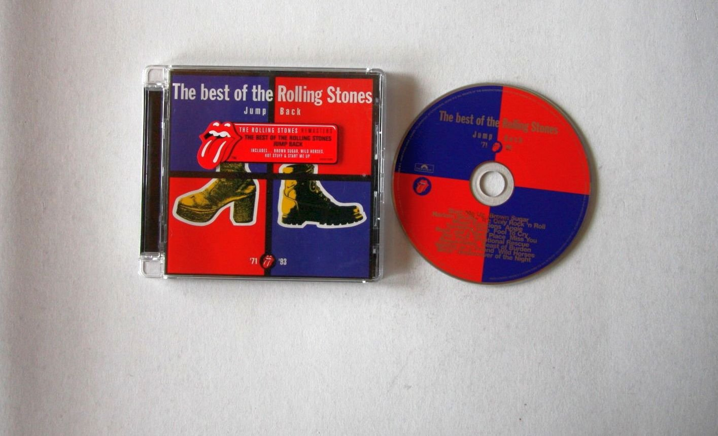 Rolling Stones - Jump Back (the Best Of The Rolling Stones '71 - '93) Album