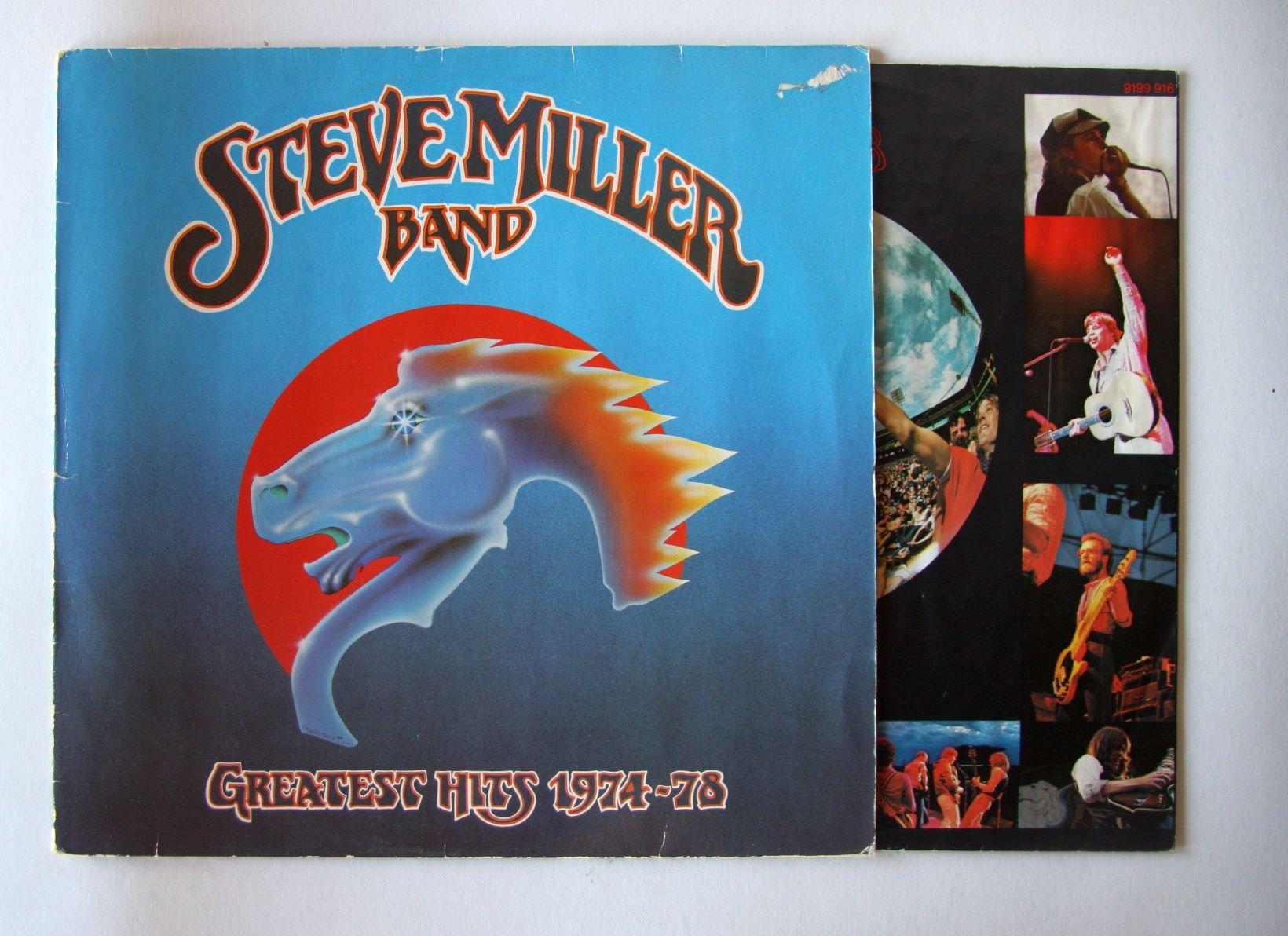 Greatest Hits 1974-78 - Steve Miller
