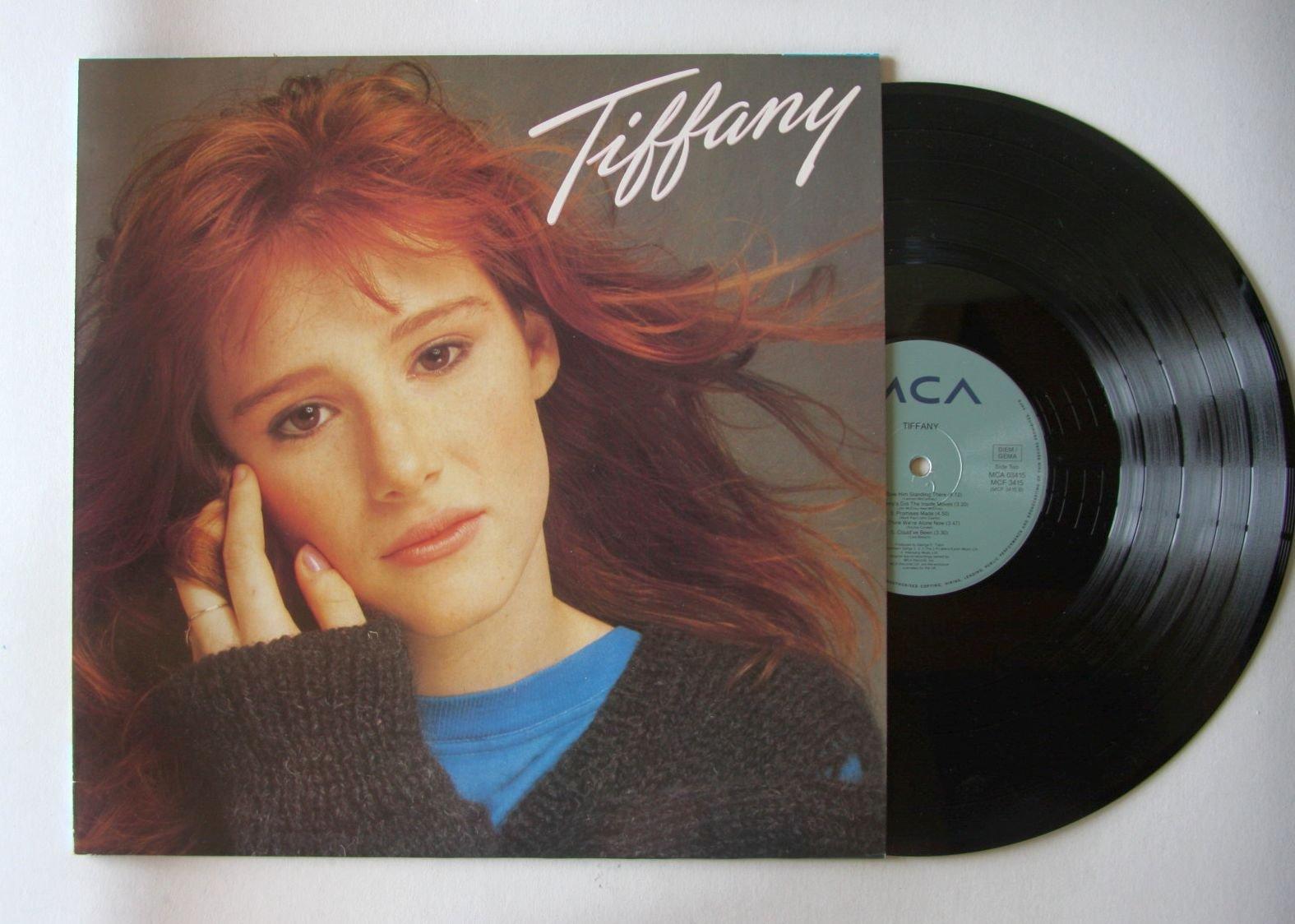 Tiffany - Tiffany EP