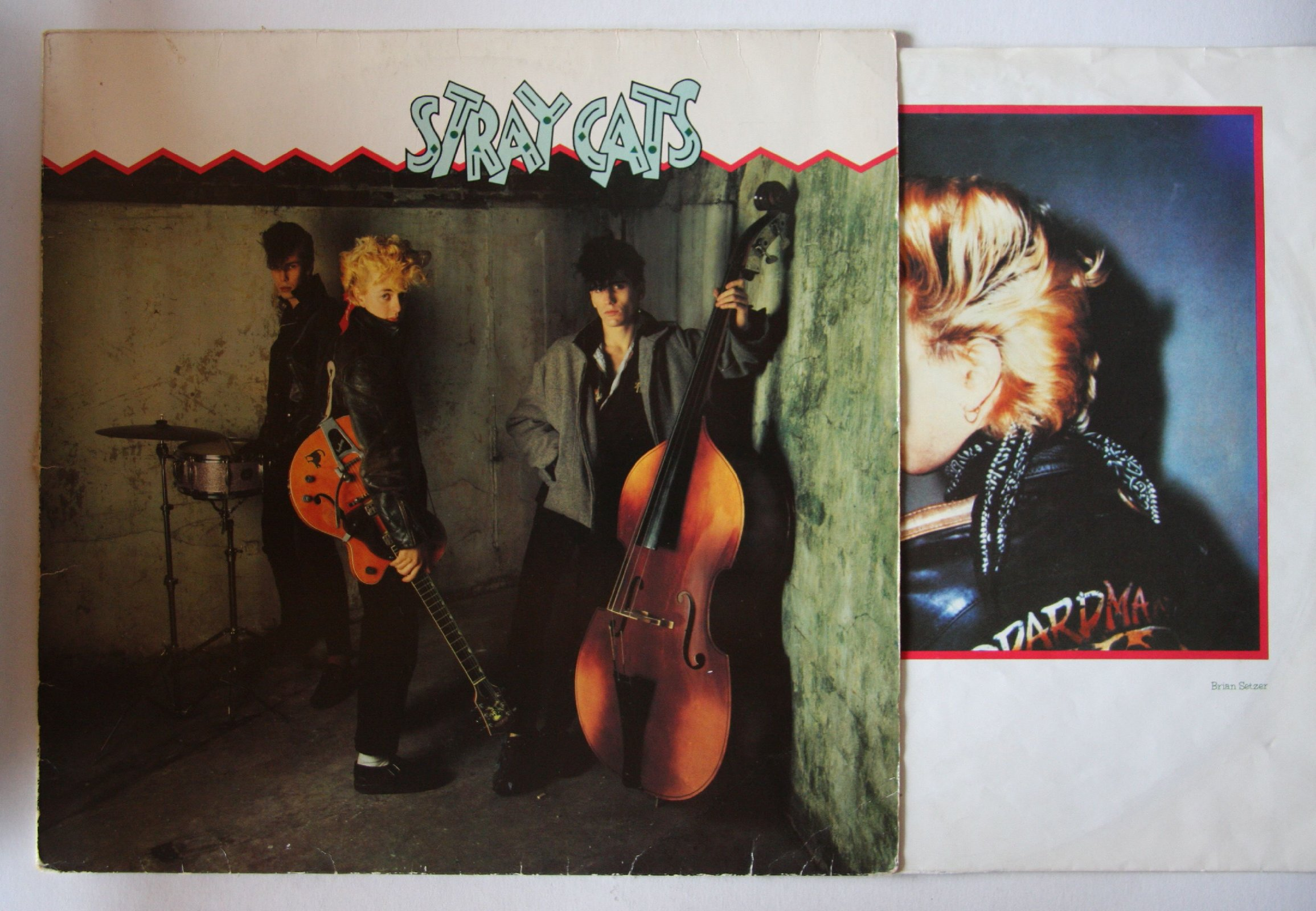Stray Cats - Stray Cats Album