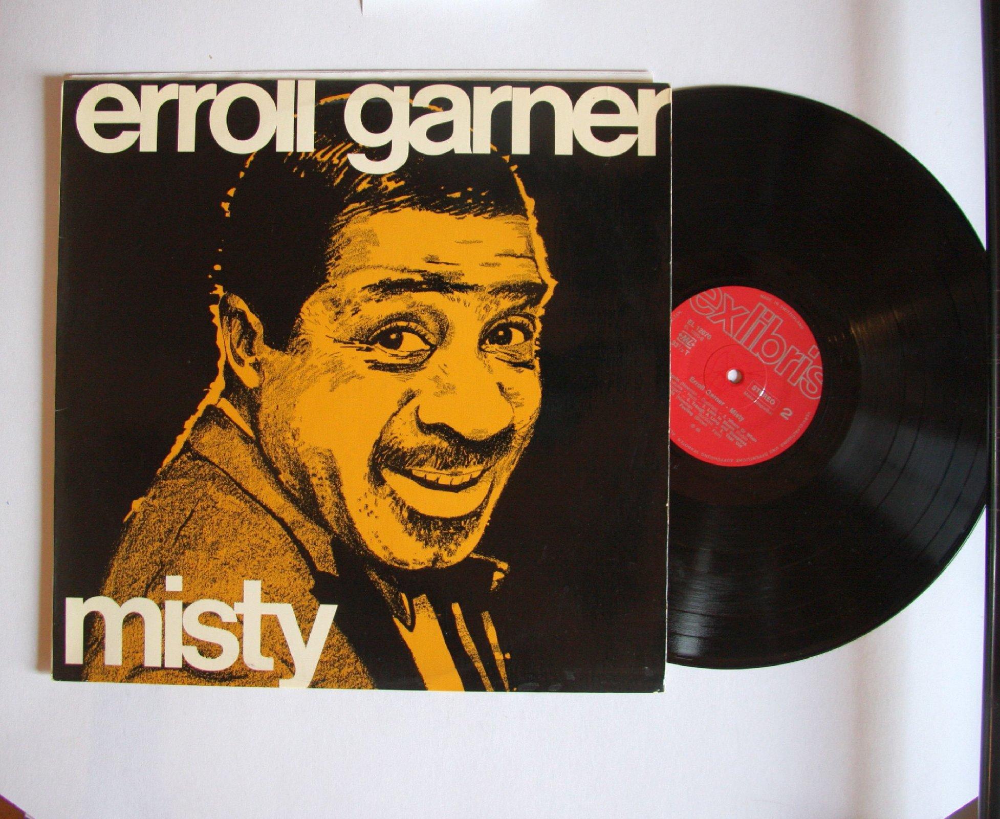 Erroll Garner Misty Records Lps Vinyl And Cds Musicstack