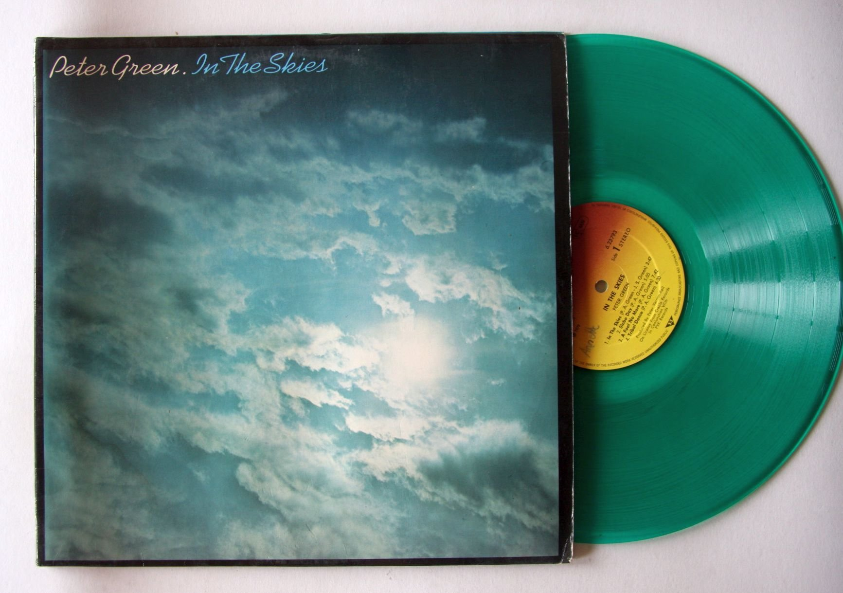 Peter Green - In The Skies EP