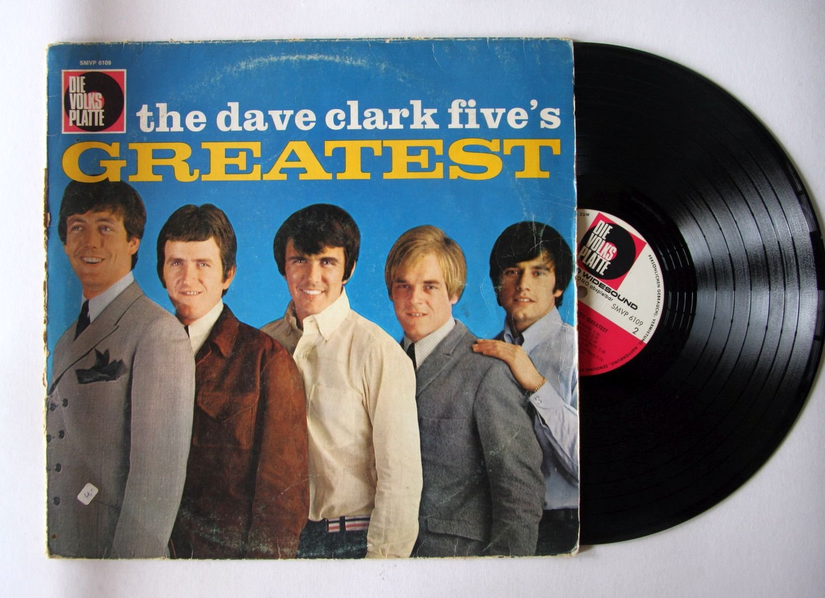 Dave Clark Five - The Dave Clark Five's Greatest