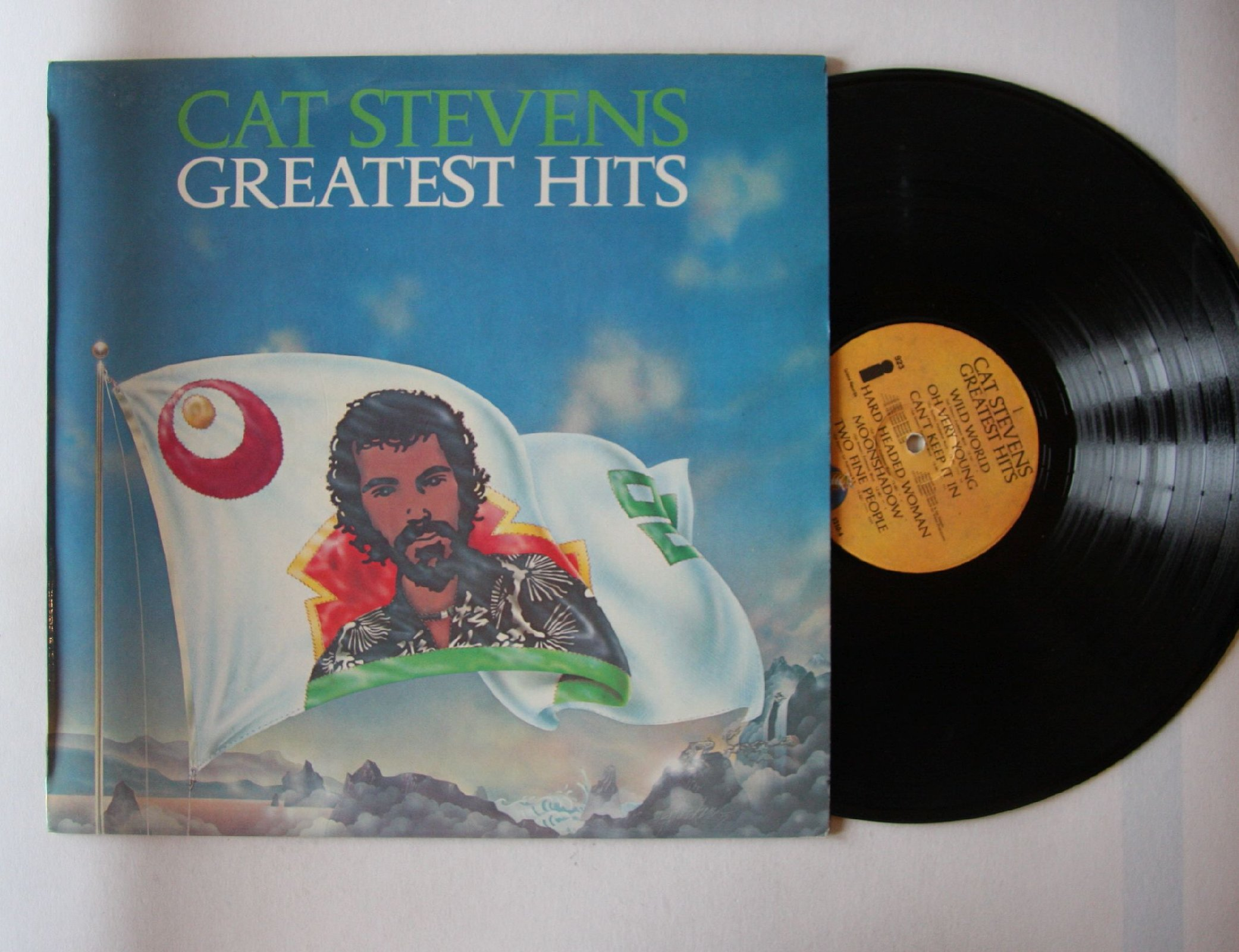 Cat Stevens Greatest Hits Records Lps Vinyl And Cds