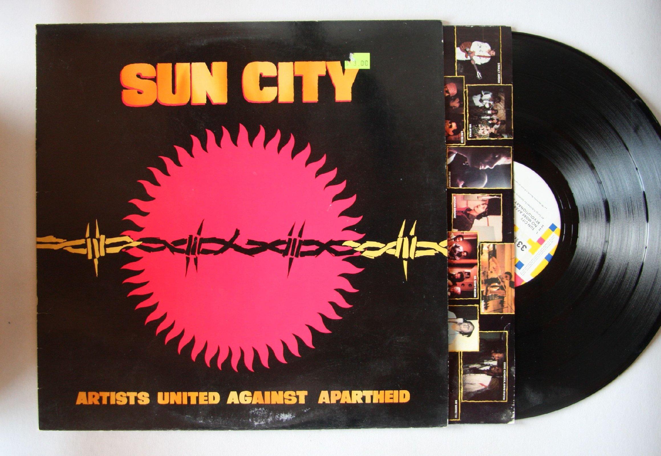 Artists United Against Apartheid Sun City