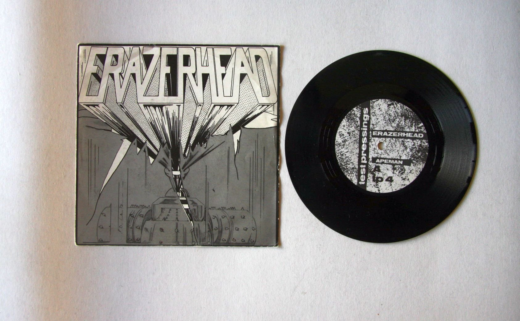 Erazerhead Apeman