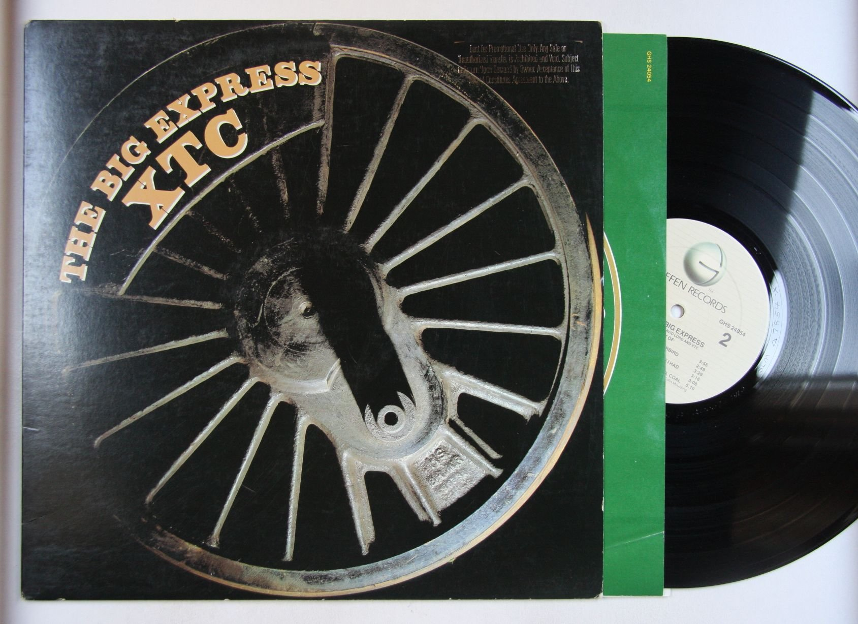 Xtc Big Express Records, LPs, Vinyl and CDs - MusicStack