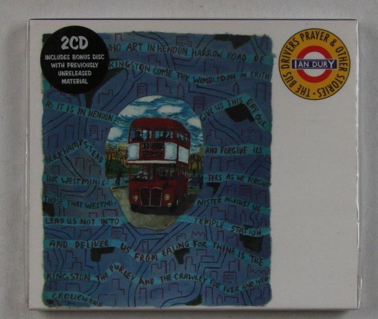 Ian dury bus drivers prayer records lps vinyl and cds musicstack ian dury solutioingenieria Gallery
