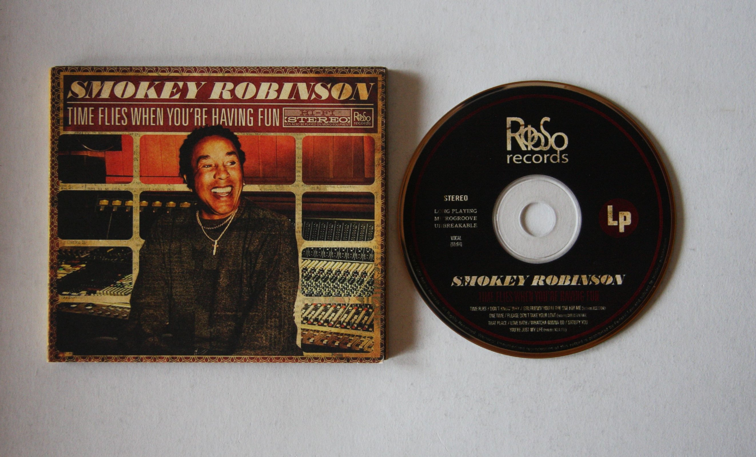 Smokey Robinson Time Out Records Lps Vinyl And Cds