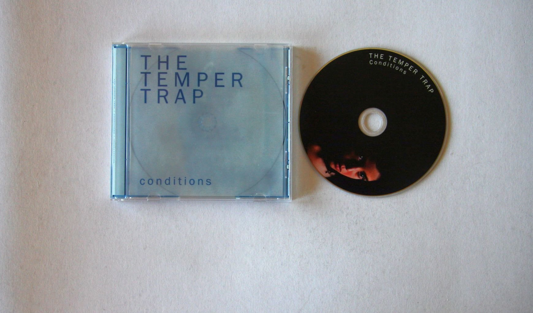 Temper Trap Conditions Records Lps Vinyl And Cds
