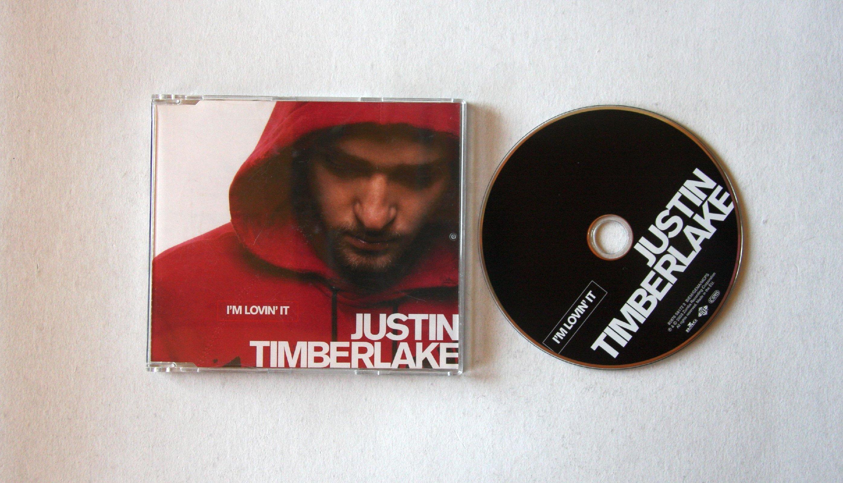 justin timberlake i 39 m lovin 39 it records lps vinyl and cds musicstack. Black Bedroom Furniture Sets. Home Design Ideas