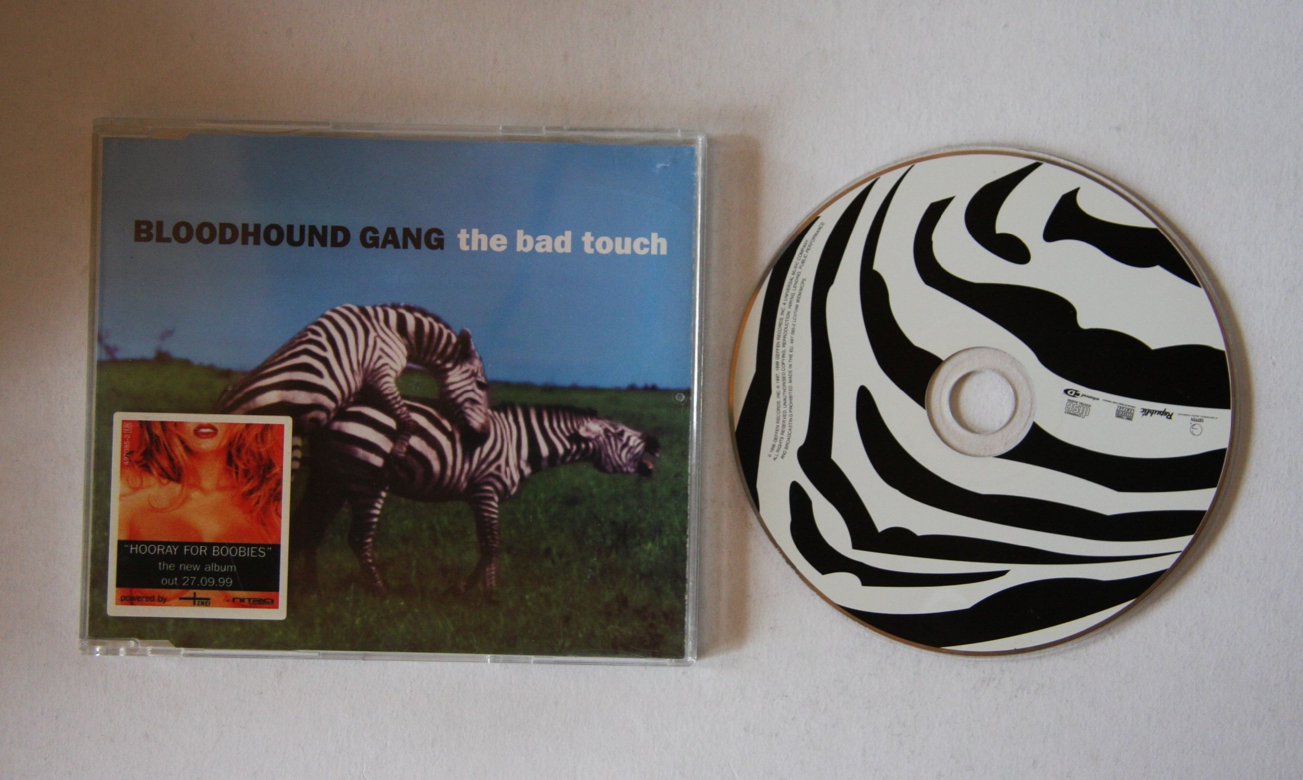 Bloodhound Gang The Bad Touch Records Lps Vinyl And Cds