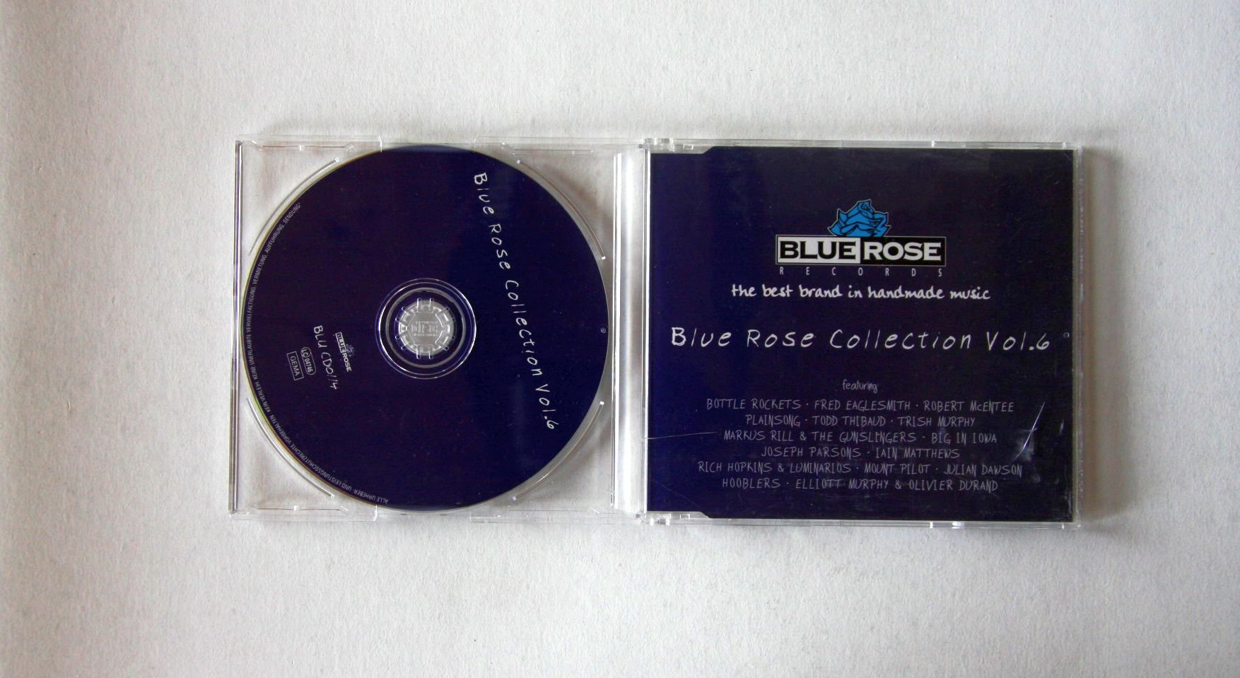 Various Artists - Blue Rose Collection Vol. 6
