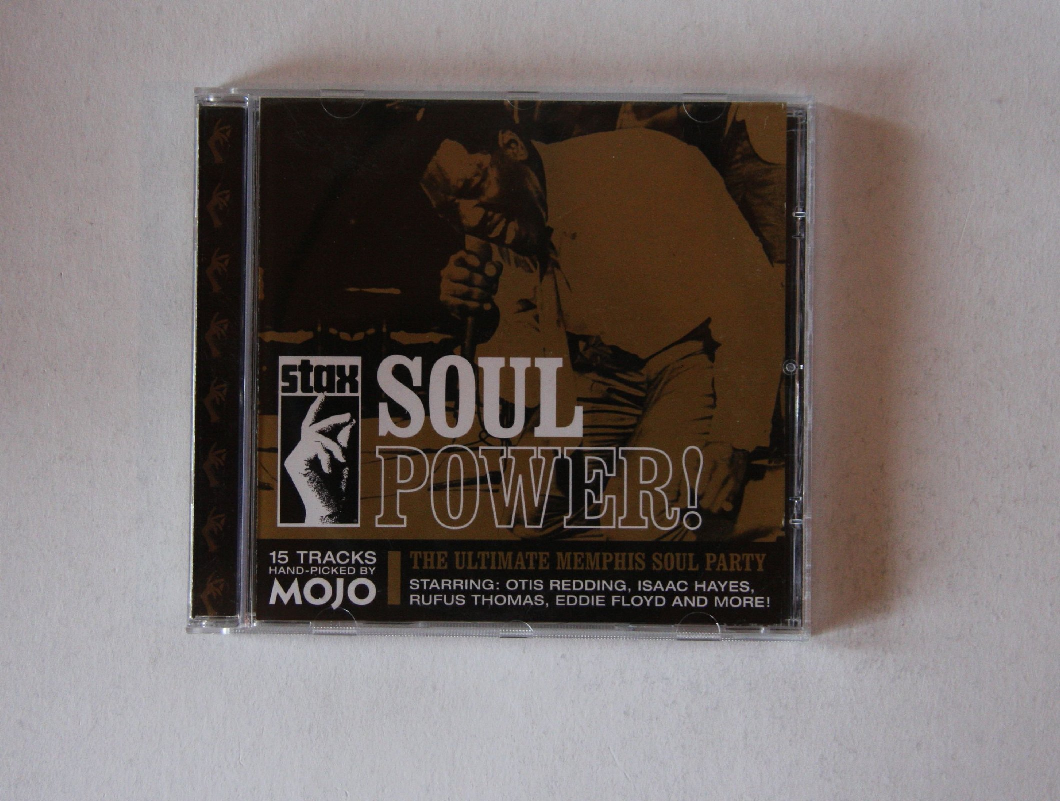 Various Artists - Stax Soul Power!