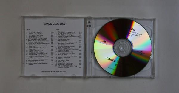 Various - Danceclub 2002