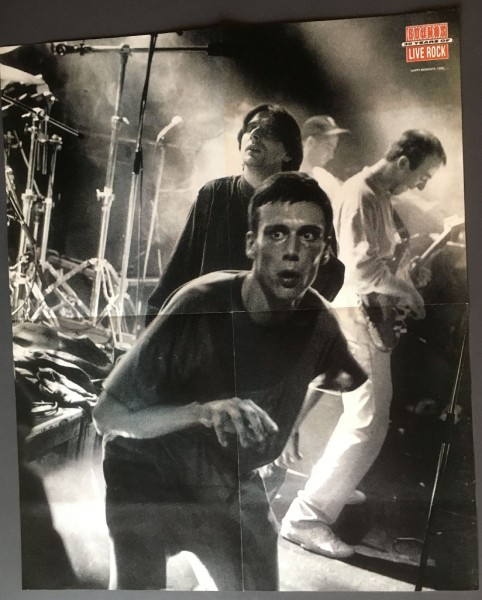 Happy Mondays - Sounds 30 Years Live Rock