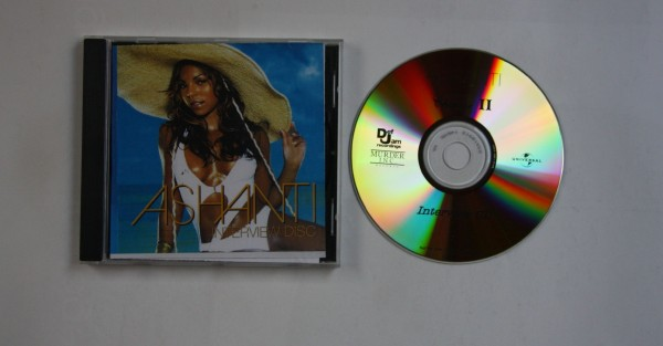 Ashanti - Chapter II - Interview CD
