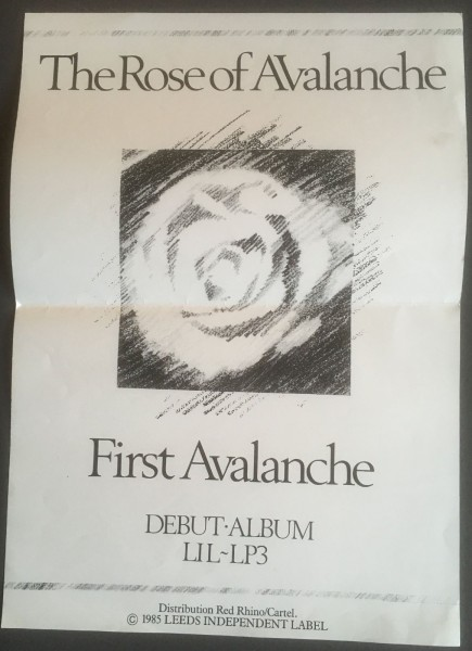 Rose Of Avalanche - First Avalance