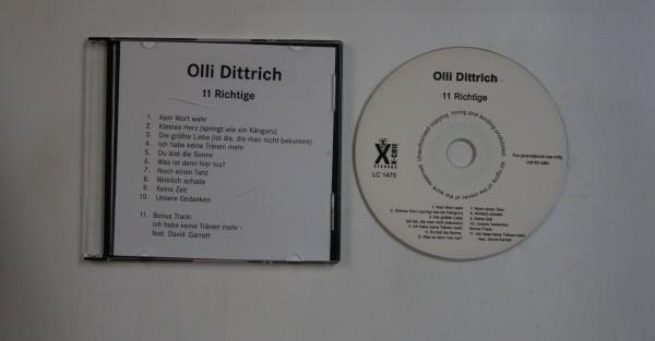 Olli Dittrich - 11 Richtige