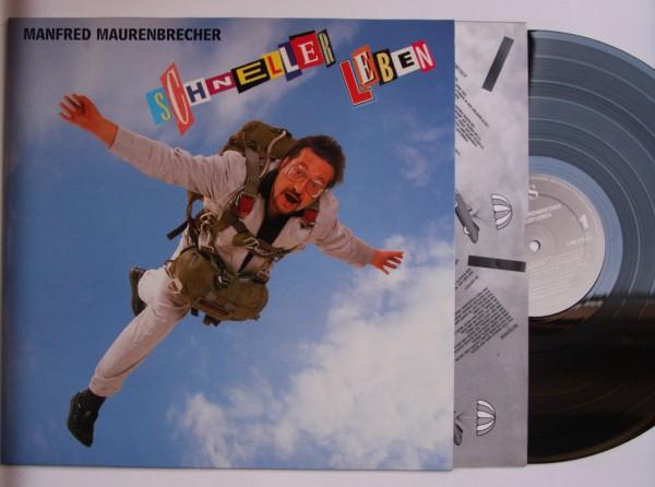 Manfred Maurenbrecher - Schneller Leben