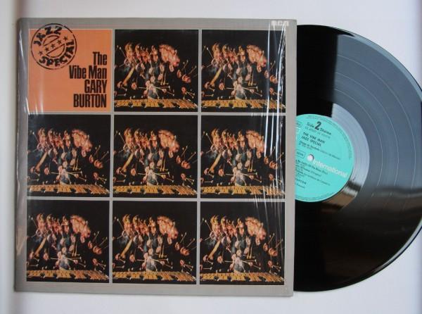 Gary Burton - The Vibe Man Gary Burton