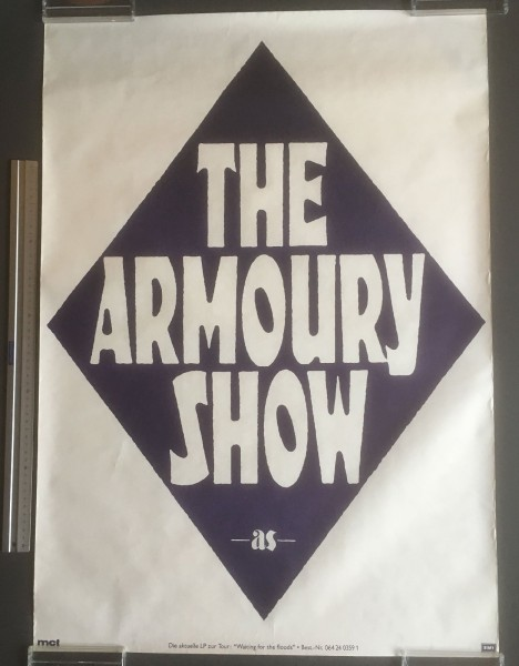 Armoury Show - German Tourposter