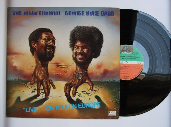 The Billy Cobham / George Duke Band - Live On Tour In Europe