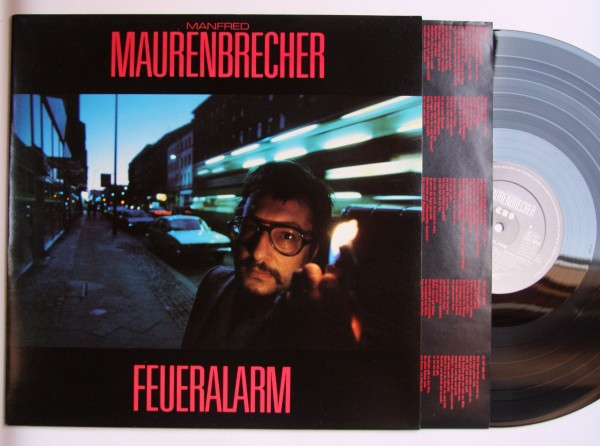 Manfred Maurenbrecher - Feueralarm