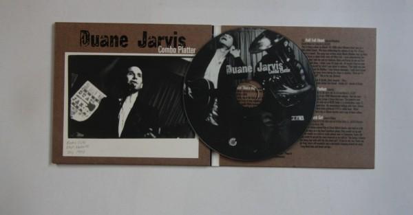 Duane Jarvis - Combo Platter