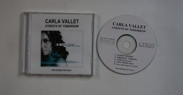 Carla Vallet - Streets Of Tomorrow