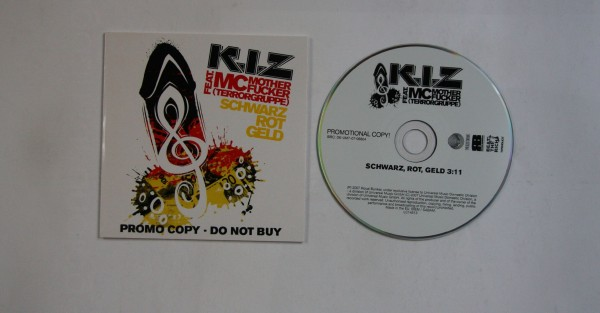 K.I.Z. - Schwarz, Rot, Geld