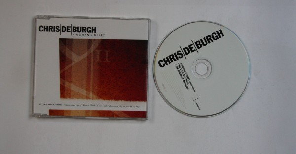 Chris De Burgh - A Woman's Heart
