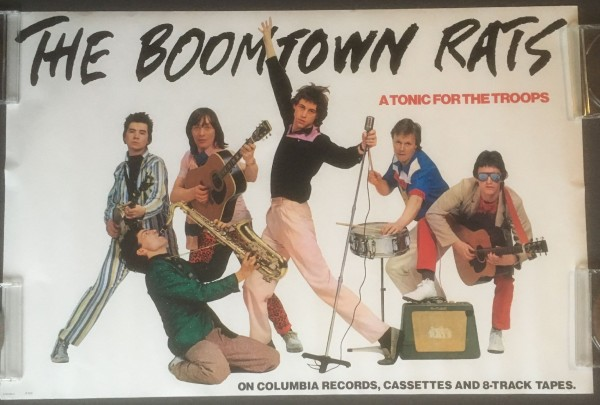 Boomtown Rats - A Tonic For The Troops