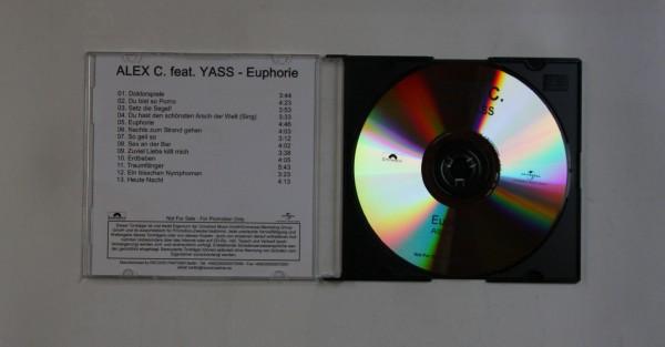 Alex C. Feat. Yasmin K. - Euphorie