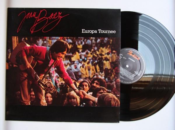 Joan Baez - Europa Tournee